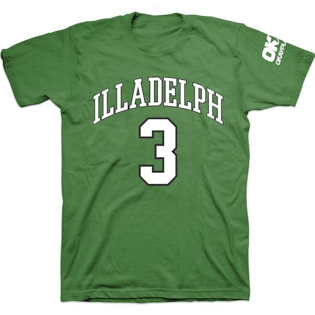 Okayplayer illadelph Birds T-Shirt