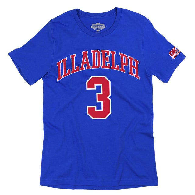 Okayplayer Modern Illadelph Bball T-Shirt