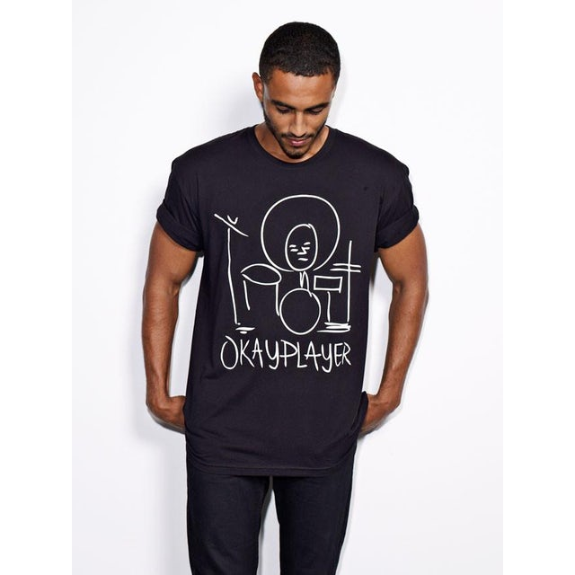 Okayplayer Questlove Fancy Signature T-Shirt