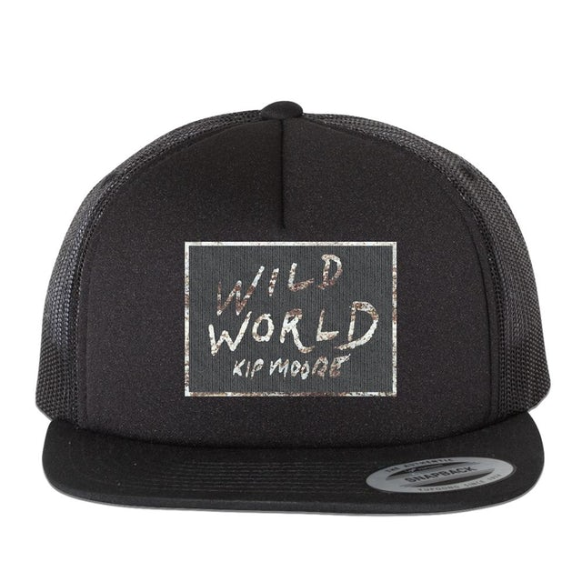 Kip Moore Wild World Trucker Hat