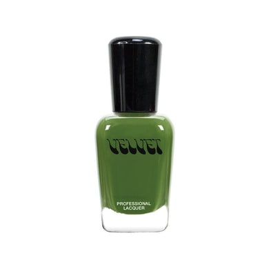 Adam Lambert Velvet Green Nail Polish