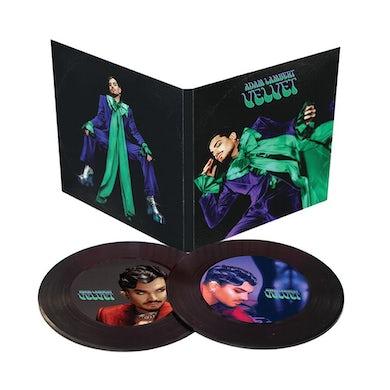 Adam Lambert VELVET Vinyl Coaster Set + Download