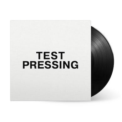 Bridget Kearney & Benjamin Lazar Davis Still Flying Signed Test Pressing