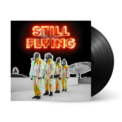 Bridget Kearney & Benjamin Lazar Davis Still Flying Signed LP (Vinyl)