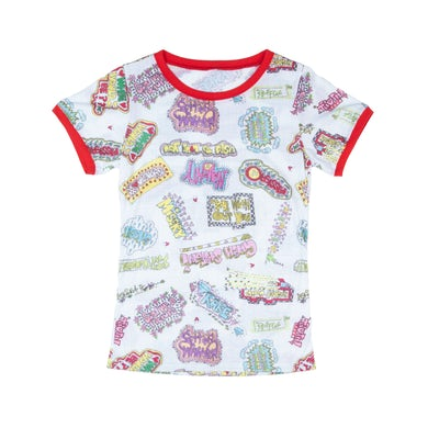 Gwen Stefani Women's Ringer T-Shirt