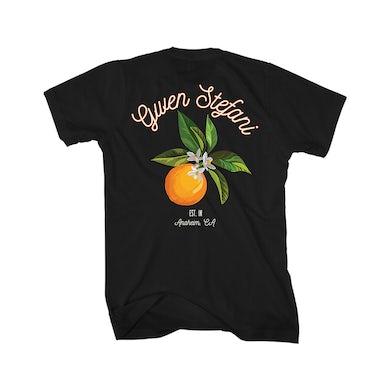 Gwen Stefani Orange Tee