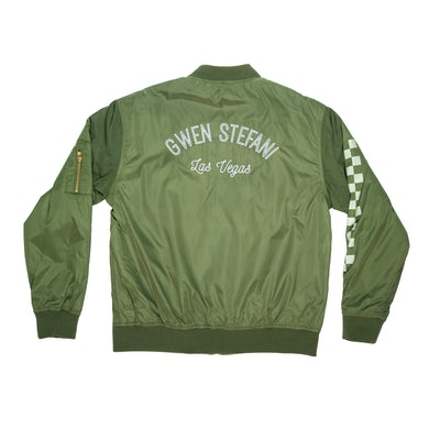 Gwen Stefani Bomber Jacket