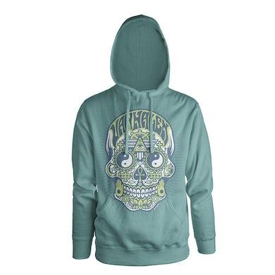 Van Halen Skull Ladies Pullover Hoodie