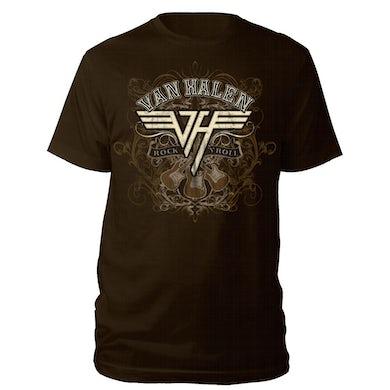 Van Halen Rock 'N' Roll Tee