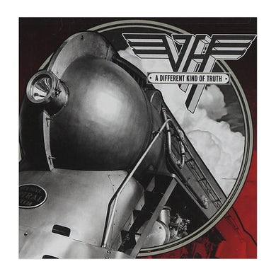 Van Halen 'A Different Kind of Truth' CD