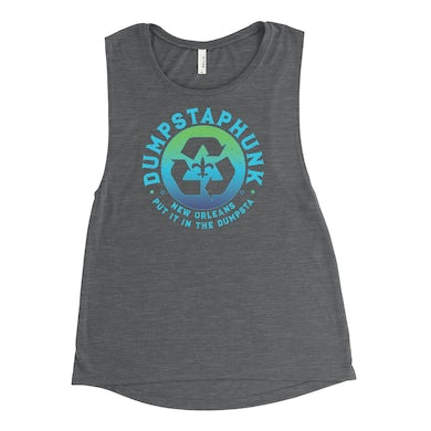 Dumpstaphunk Grey Recycle Tank