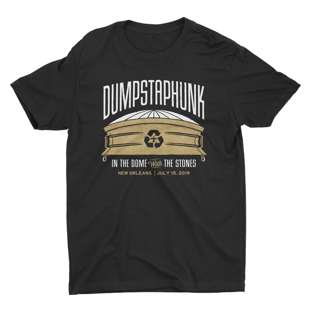 Dumpstaphunk LIMITED EDITION 'In The Dome With The Stones' Unisex Tee