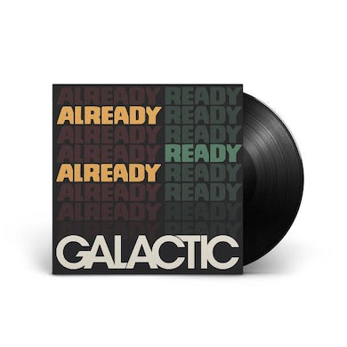 Already Ready Already - Vinyl