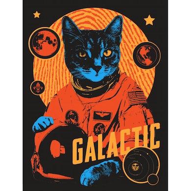 Astro-Cat Poster