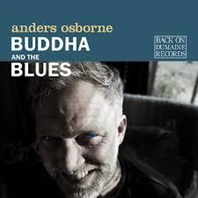 Anders Osborne CD - Buddha and the Blues