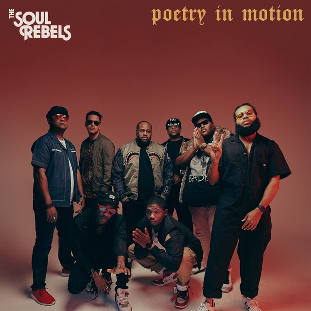 Soul Rebels 'Poetry In Motion' CD