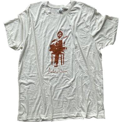Andrew Duhon Ladies Silhouette Shirt- Light Grey/Red Shirt