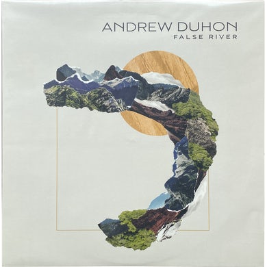 Andrew Duhon Limited Edition - GREEN - Vinyl Record - False River