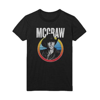 Tim McGraw MCGRAW Photo Tee