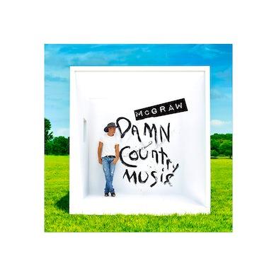 Tim McGraw Damn Country Music Vinyl