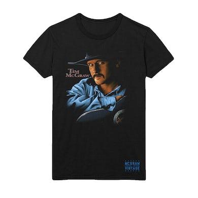 Tim McGraw MCGRAW VINTAGE Turbo Tonkin' Tee
