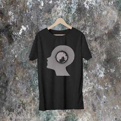 """Francesca Lombardo Echolette / Echoe  """"Earth Conscious"""" Unisex T-shirts (Black)"""