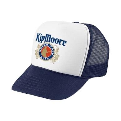 Kip Moore World Tour Trucker Hat