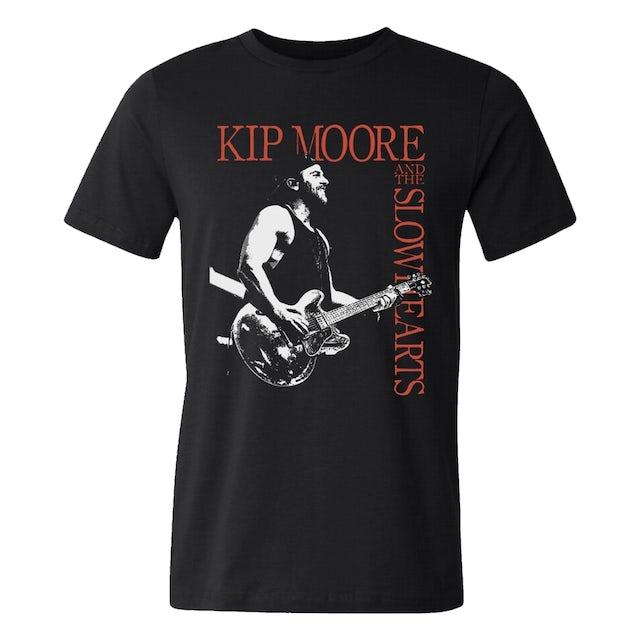 Kip Moore & The Slowhearts Silhouette Tee