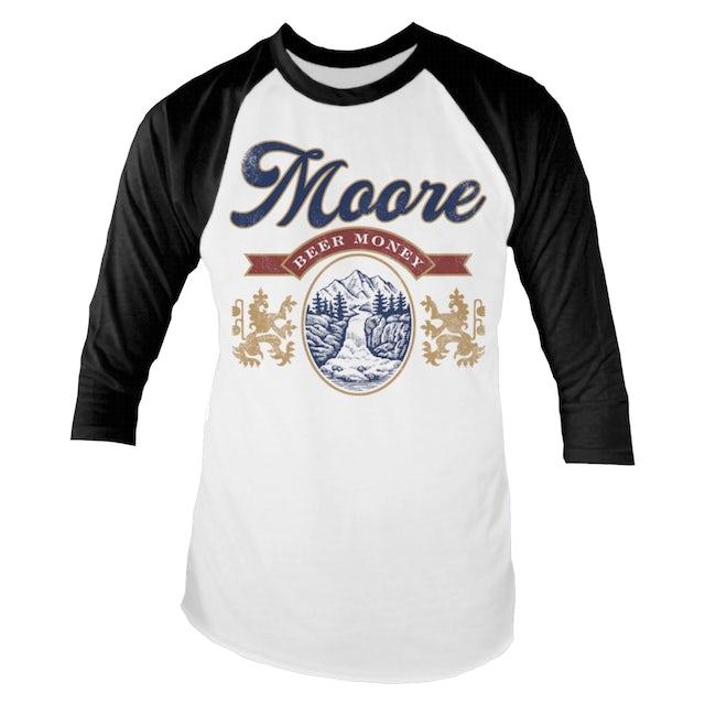 Kip Moore Coors Beer Money Raglan