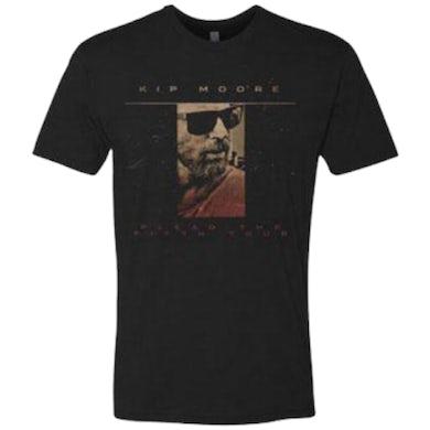 Kip Moore Plead The 5th Tour 2017 T-Shirt