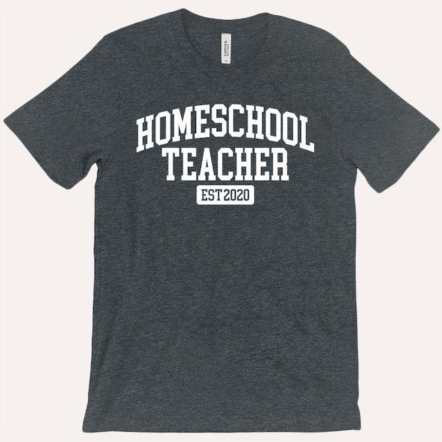 Quarantees Homeschool Teacher Tee