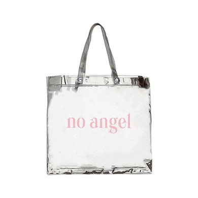 Charli XCX No Angel Clear Vinyl Tote
