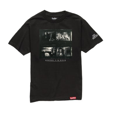 Berner Los Meros Album T-Shirt - Shadow Black + Download