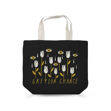 Teardrops and Roses Tote