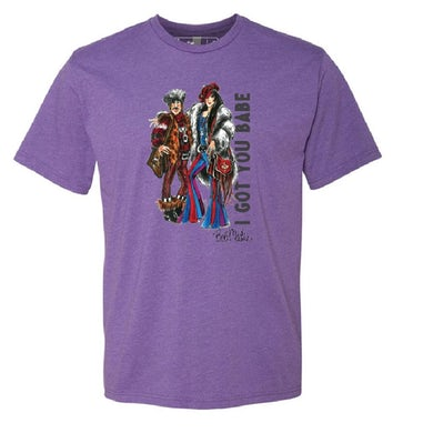 The Cher Show I Got You Babe Tee