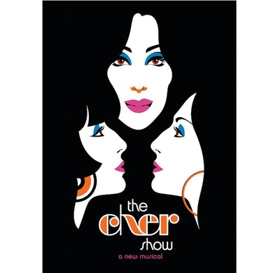 THE CHER SHOW Program Book