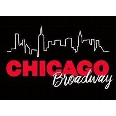 Chicago The Musical CHICAGO Skyline Magnet