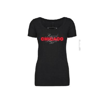 Chicago The Musical CHICAGO Razzle Dazzle Tee