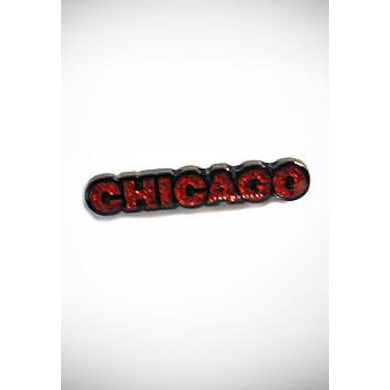 Chicago The Musical CHICAGO Lapel Pin