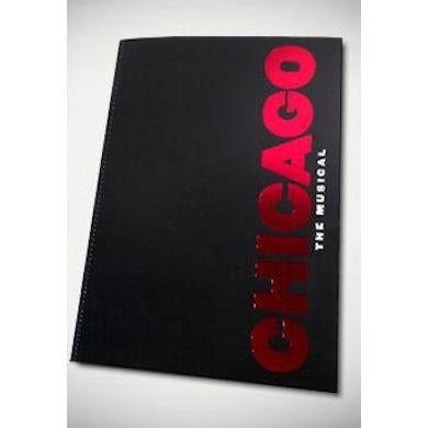 Chicago The Musical CHICAGO Souvenir Program Book
