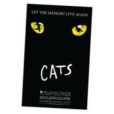 Cats Windowcard