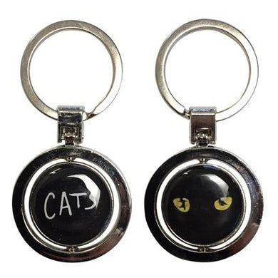 CATS Keyring