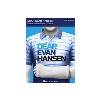 DEAR EVAN HANSEN Vocal Selections