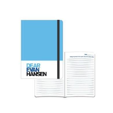 DEAR EVAN HANSEN Blue and White Notebook