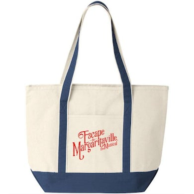 ESCAPE TO MARGARITAVILLE  Tote Bag