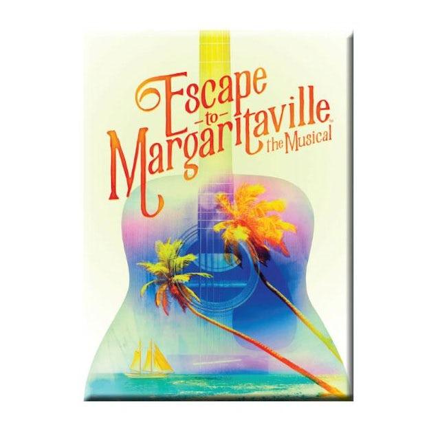 Escape to Margaritaville Magnet