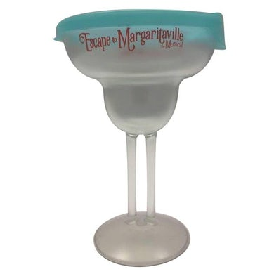 ESCAPE TO MARGARITAVILLE  Margarita Glass