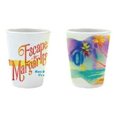 ESCAPE TO MARGARITAVILLE Shot Glass