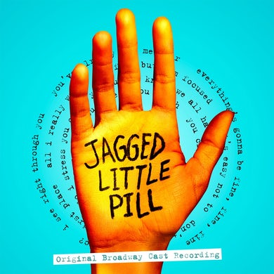 JAGGED LITTLE PILL Original Broadway Cast Recording