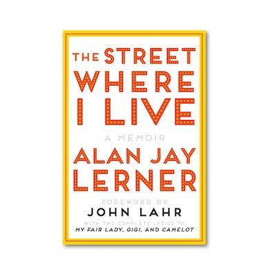 MY FAIR LADY The Street Where I Live - Book